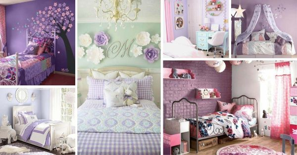 Purple Bedroom Ideas For Teenage Girl.Title Sitename
