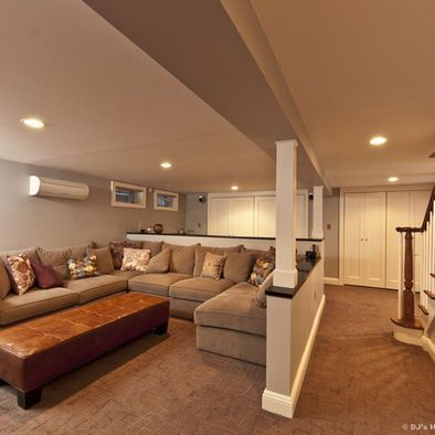 Basement remodel on a budget #basement #basementremodel #basementideas #basementdecor #homedecor #decorhomeideas