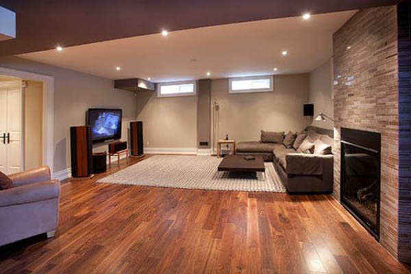 Basement remodel tv room #basement #basementremodel #basementideas #basementdecor #homedecor #decorhomeideas