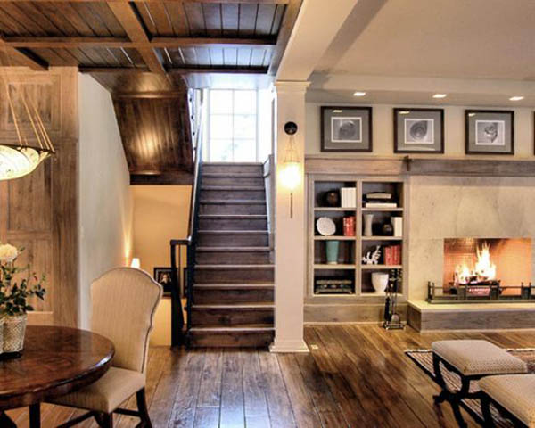 Basement remodeling in farmhouse style #basement #basementremodel #basementideas #basementdecor #homedecor #decorhomeideas