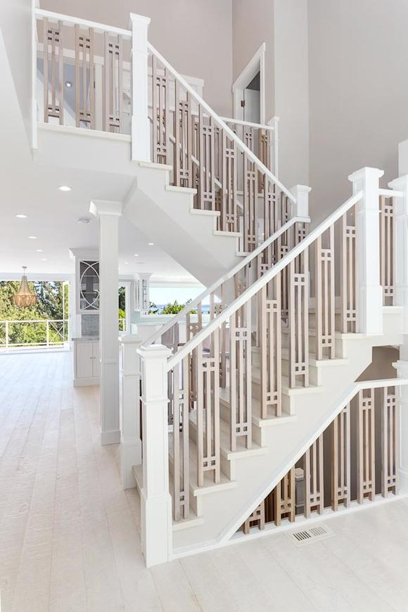 Custom made stairs #staircase #stairway #stairs #staircaseideas #decorhomeideas