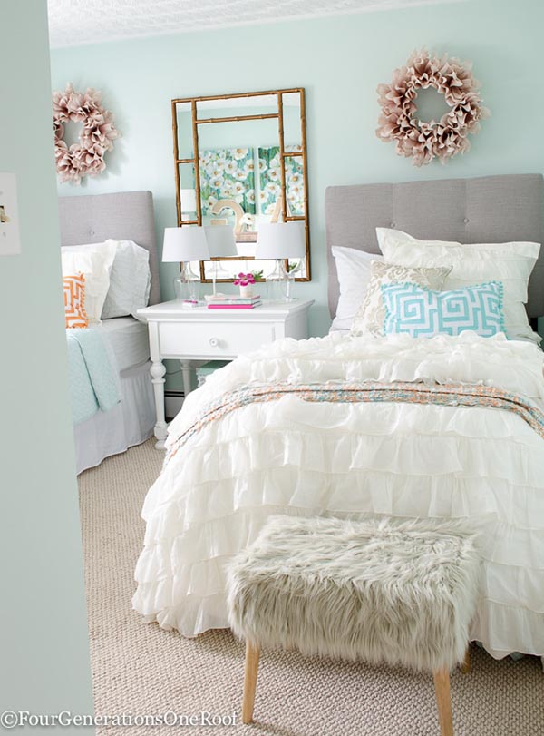 31 Cute Bedrooms For Teenage Girl You'll Love | Decor Home ...
