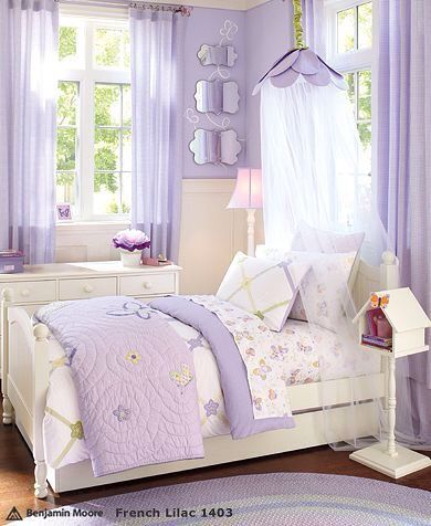 Cozy purple bedroom ideas for teenage girl #purplebedroom #teenbedroom #girlbedroom #bedroom #homedecor #decorhomeideas