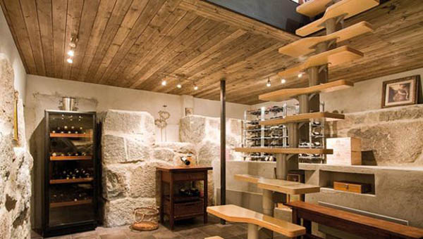 Wine storage basement decoration #basement #basementremodel #basementideas #basementdecor #homedecor #decorhomeideas