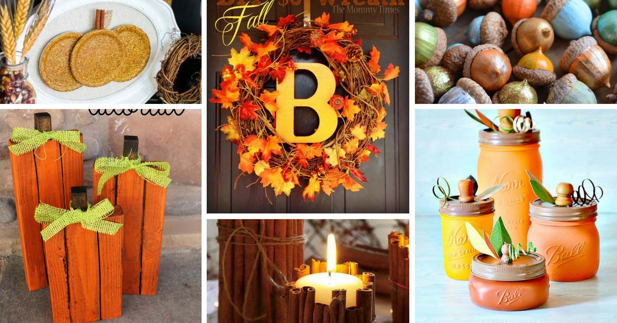 Easy Fall Craft Ideas For Seniors Crafting
