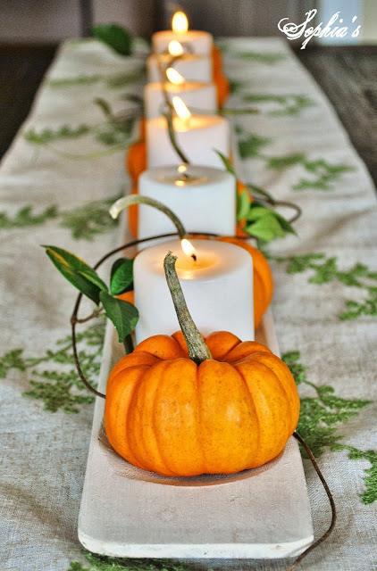 Pumpkin fall candles #falldecor #fallideas #candles #candlesdecor #decorhomeideas