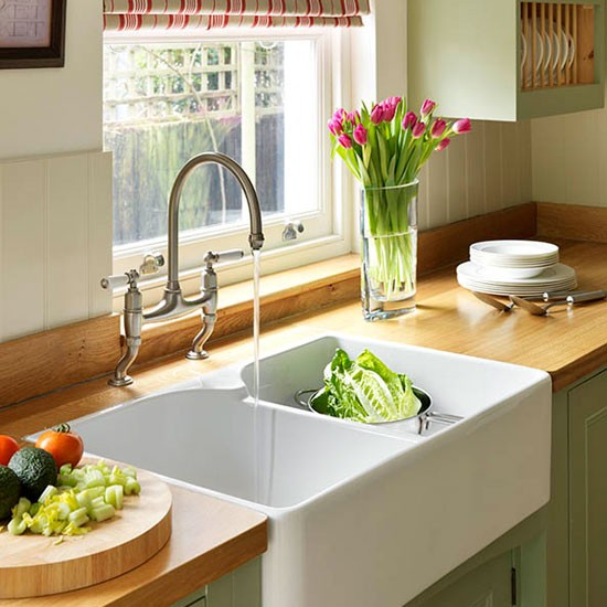 4 Elements Could Bring Out Traditional Kitchen Designs: 16 Most Beautiful And Stylish Kitchen Apron Sinks For 2019
