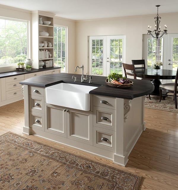 16 Most Beautiful And Stylish Kitchen Apron Sinks For 2019