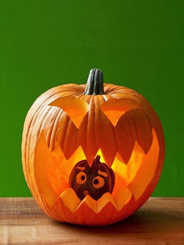 Carved Pumpkins Ideas #pumpkin #carving #halloween #falldecor #decorhomeideas