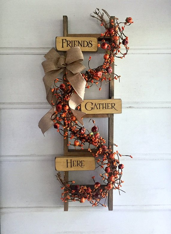 Rustic Fall Decor #falldecor #etsy #fallideas #falldecoration #decorhomeideas