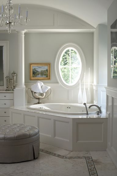 Corner Bathtub Design