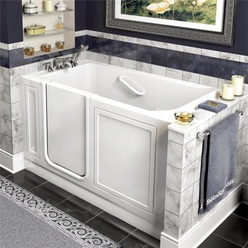 Walk-In Bathroom Tub