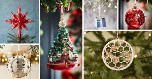 These 18 Magical Christmas Ornaments Are Everyone's Dream This Year