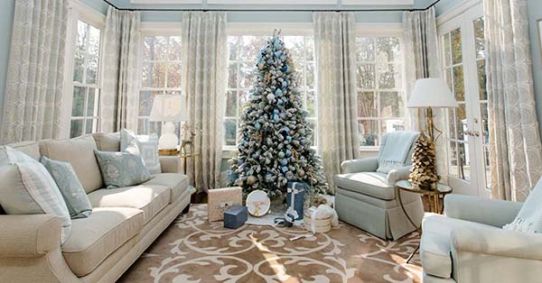 Christmas Decoration Living Room