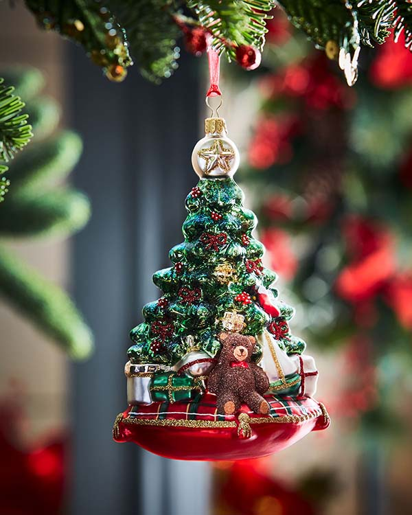Christmas Tree Christmas Ornament #Christmas #ornaments #Christmasdecor #decorhomeideas