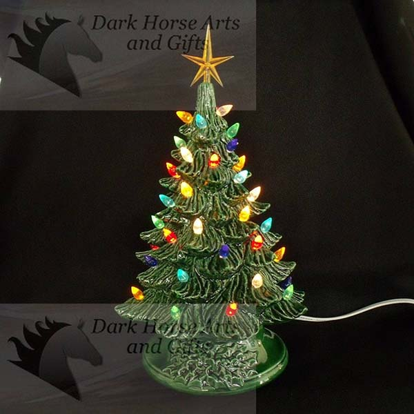 Christmas Ceramic Tree