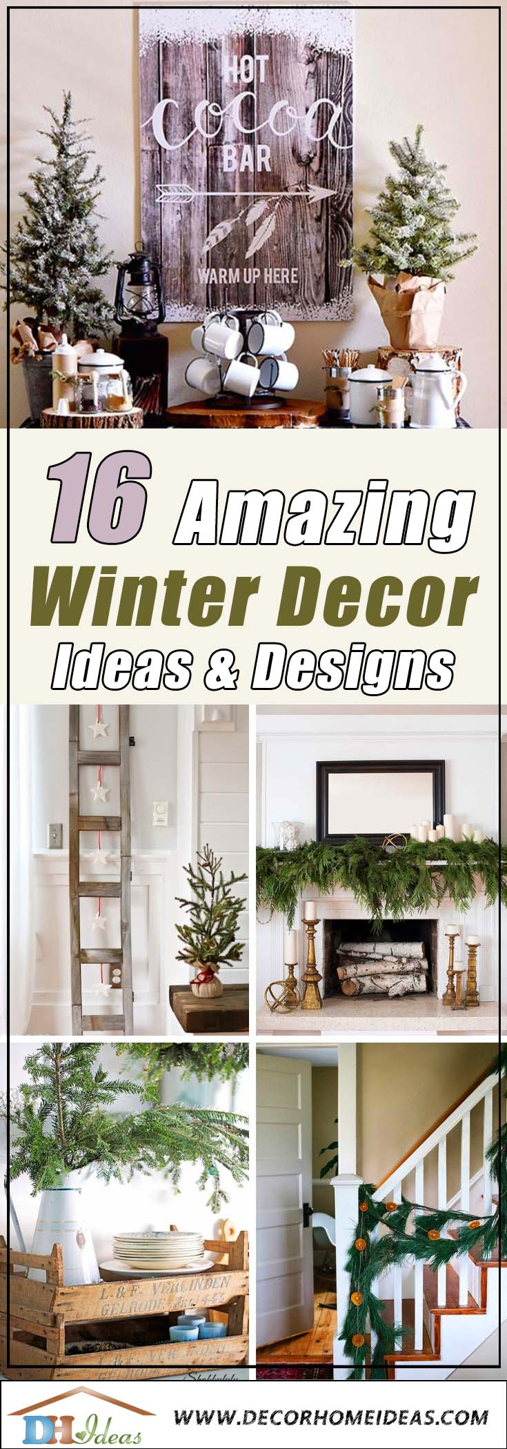 Best Winter Decorations #winterdecor #homdecor #winter #decorhomeideas