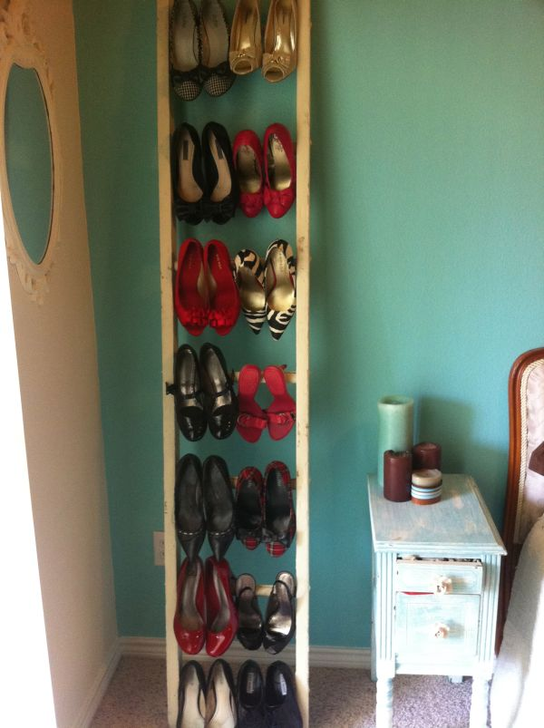 Shoe Rack Ladder
