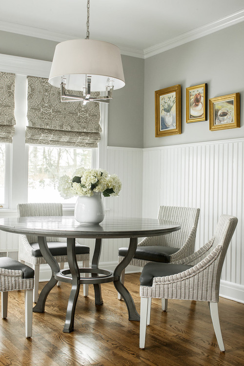 Dining Room With BeadBoards