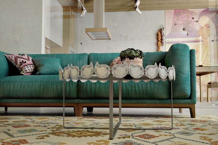 Green Sofa Design
