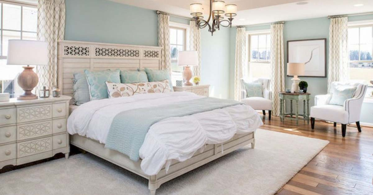 Soothing Bedroom Color