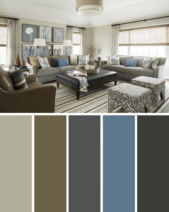 Cream Colored Living Room #paintcolor #livingroom #colorscheme #decorhomeideas