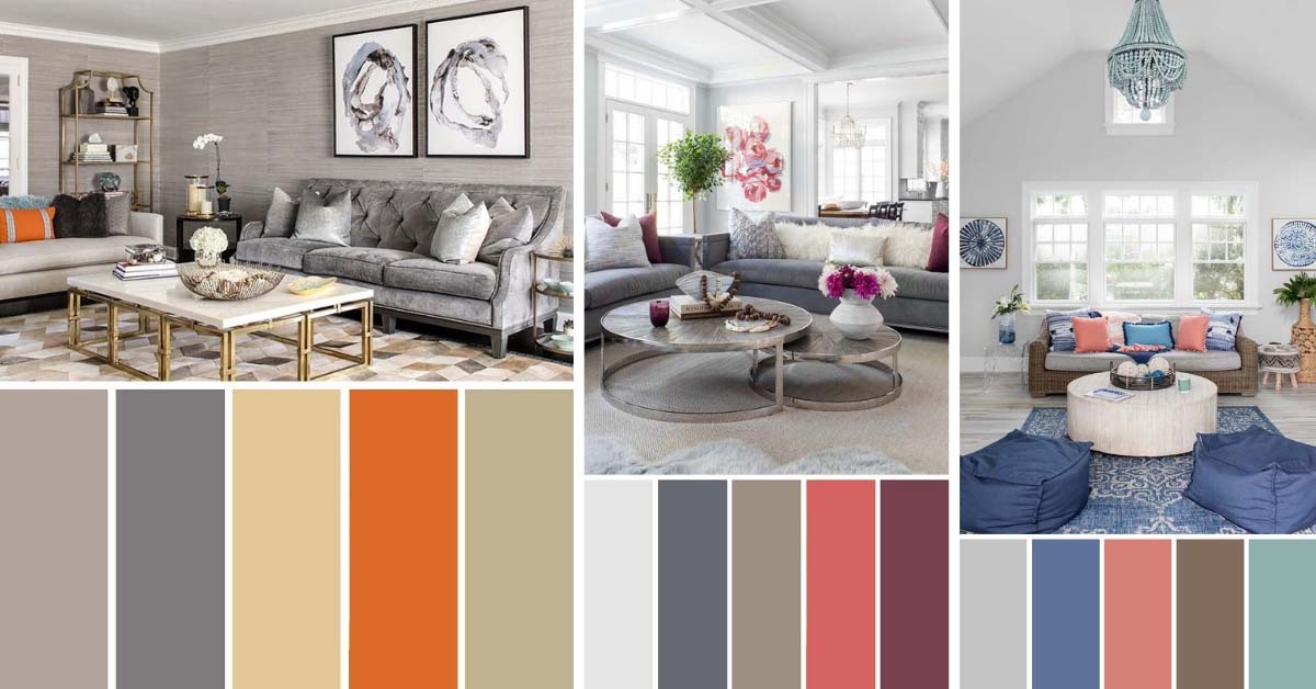 9 Fantastic Living Room Color Schemes Decor Home Ideas