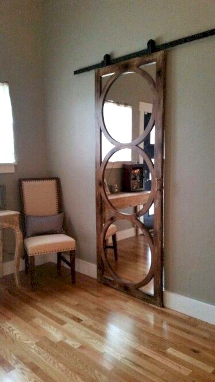 Mirror Closet Door #closet #mirror #door #decorhomeideas
