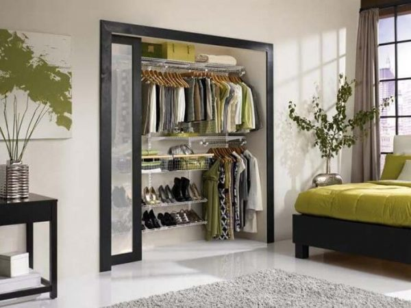 Amazing Modern Closet Door Ideas #closet #door #interior #decorhomeideas