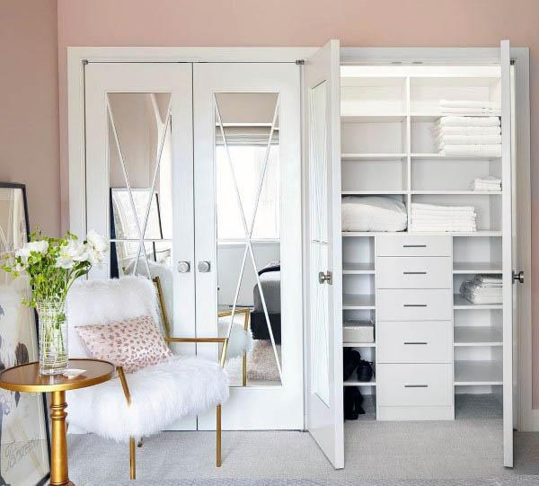 Amazing closet door ideas #closet #door #interior #decorhomeideas