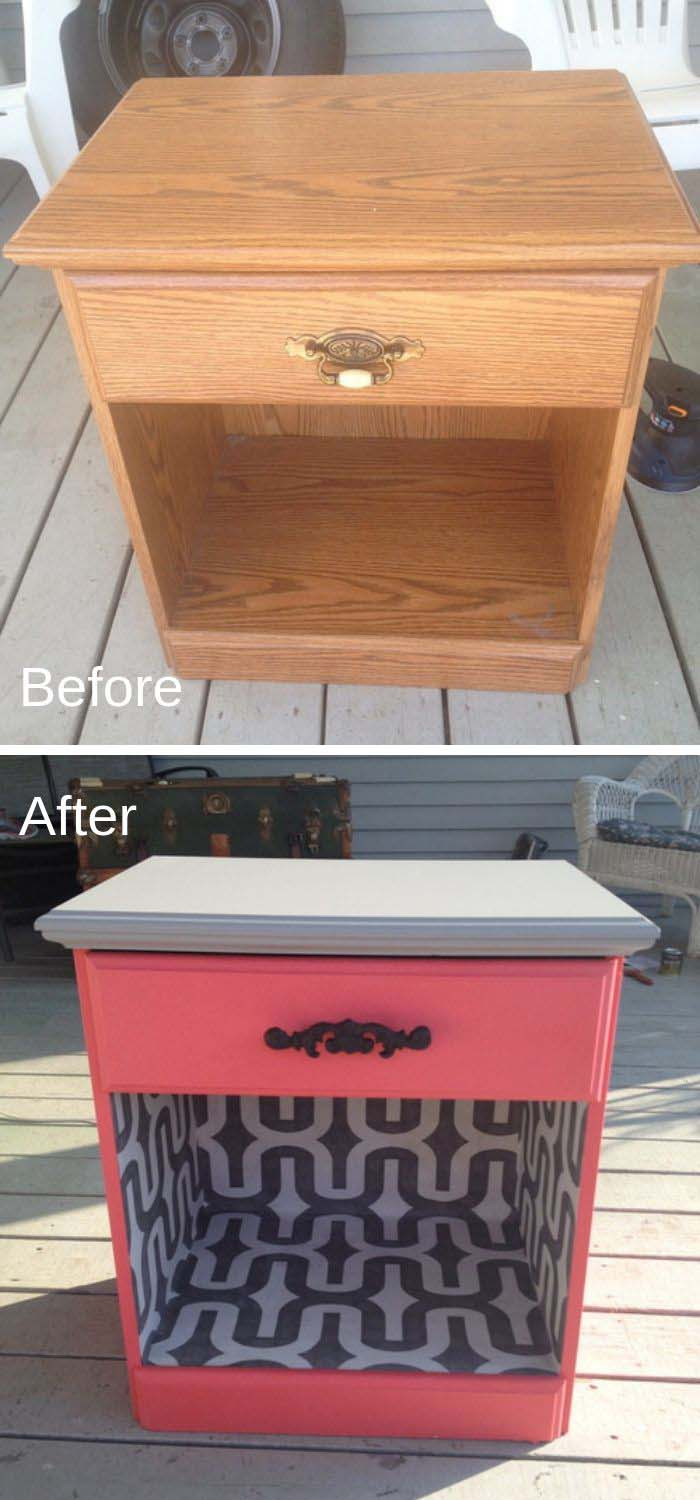 Cabinet Cubby Makeover #furniture #makeover #decorhomeideas