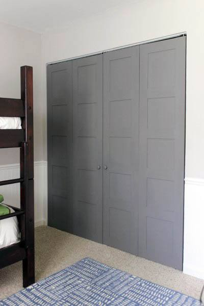 Closet Doors Ideas For Bedrooms #closet #door #interior #decorhomeideas