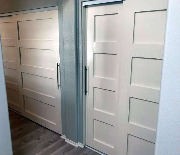 Cool sliding closet door ideas #closet #door #interior #decorhomeideas