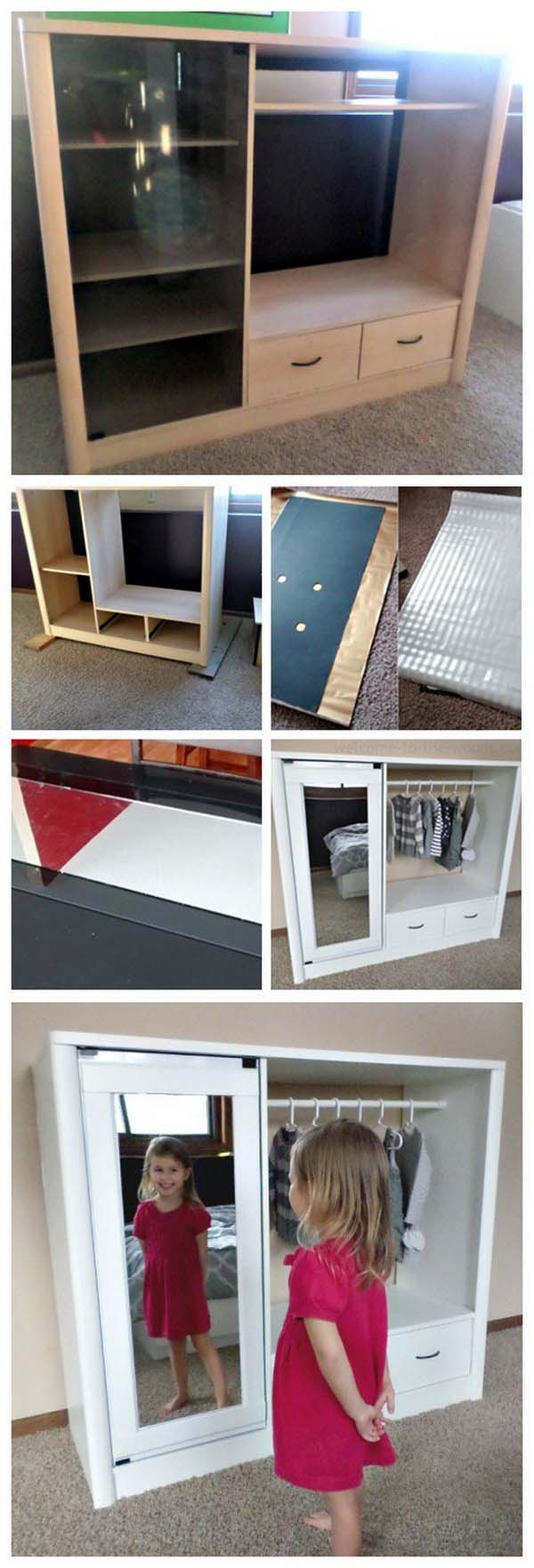 DIY Furniture Hack Project #diy #furniture #makeover #repurpose #decorhomeideas