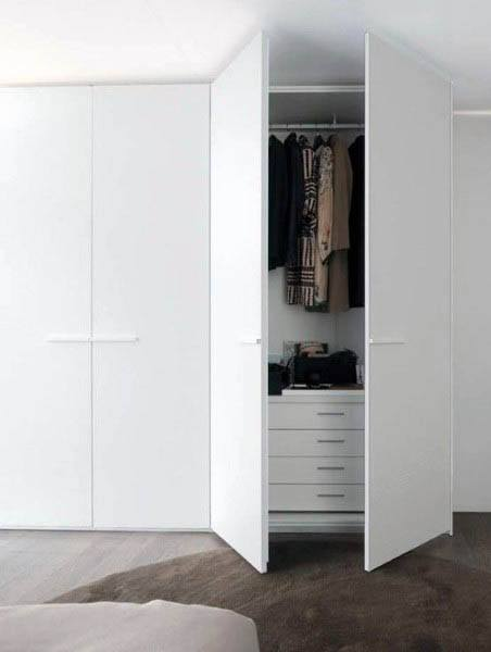 Modern ideas for replacing closet doors #closet #door #interior #decorhomeideas