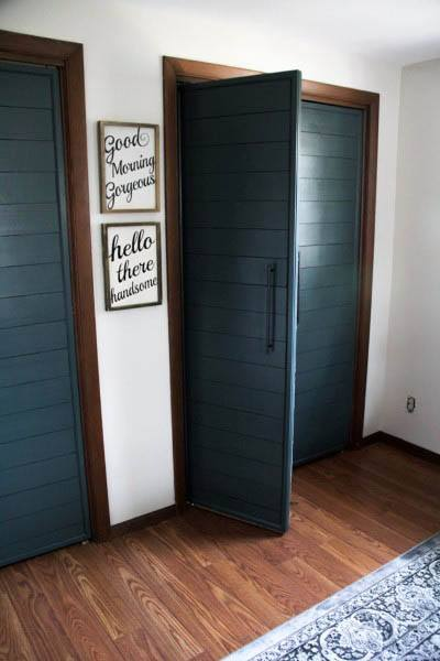 Rustic Design closet door ideas #closet #door #interior #decorhomeideas