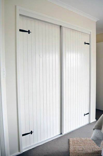 Sliding closet door ideas #closet #door #interior #decorhomeideas