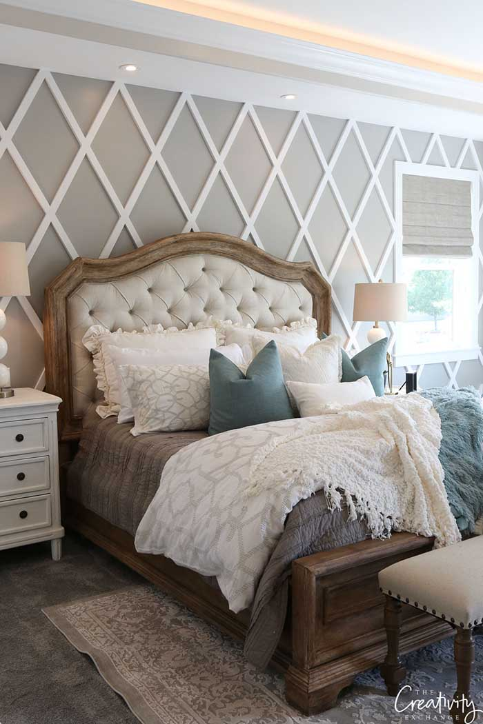 Accent Wall Bedroom
