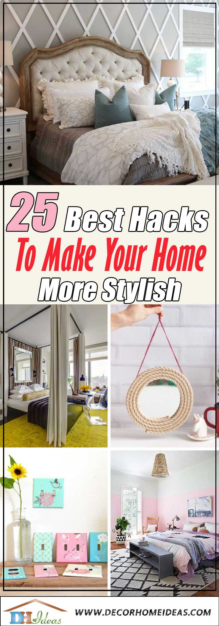 Home Hacks To Make Your Home More Stylish