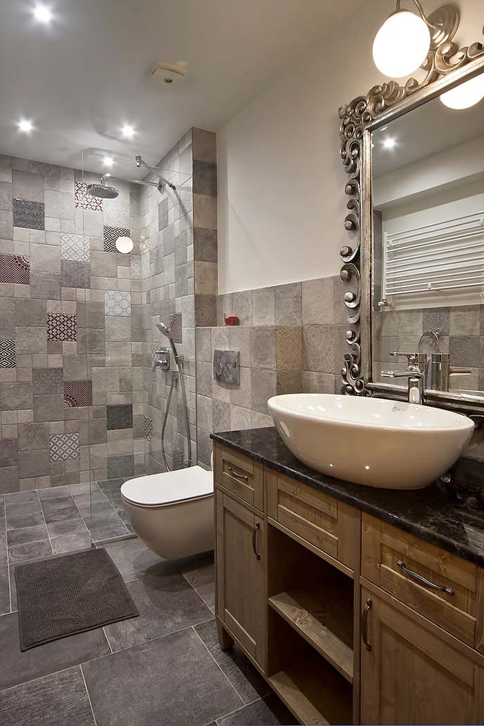 Apartment Interior Design Bathroom