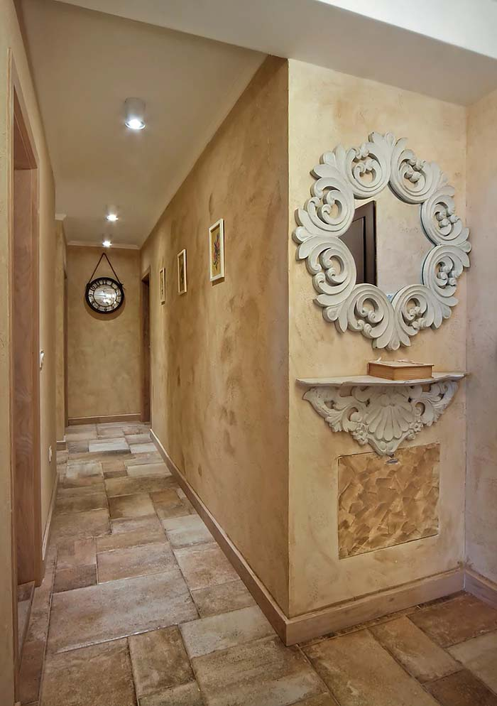 Apartment Interior Design Hallway