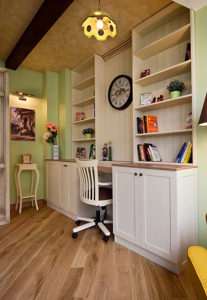 Apartment Interior Design Home Office
