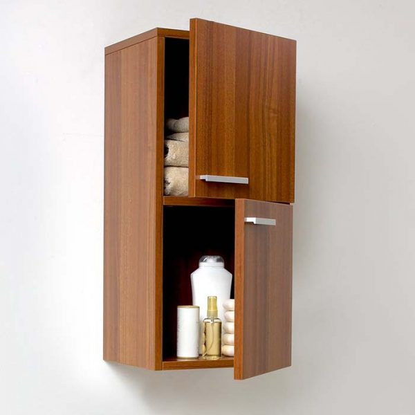 Bathroom Teak Cabinet