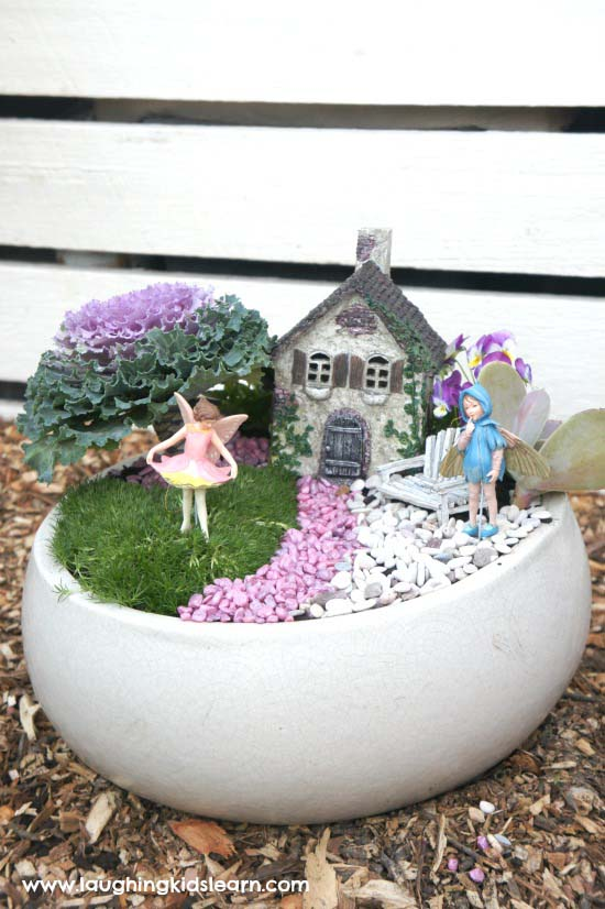Fairies Garden #fairygarden #diy #decorhomeideas