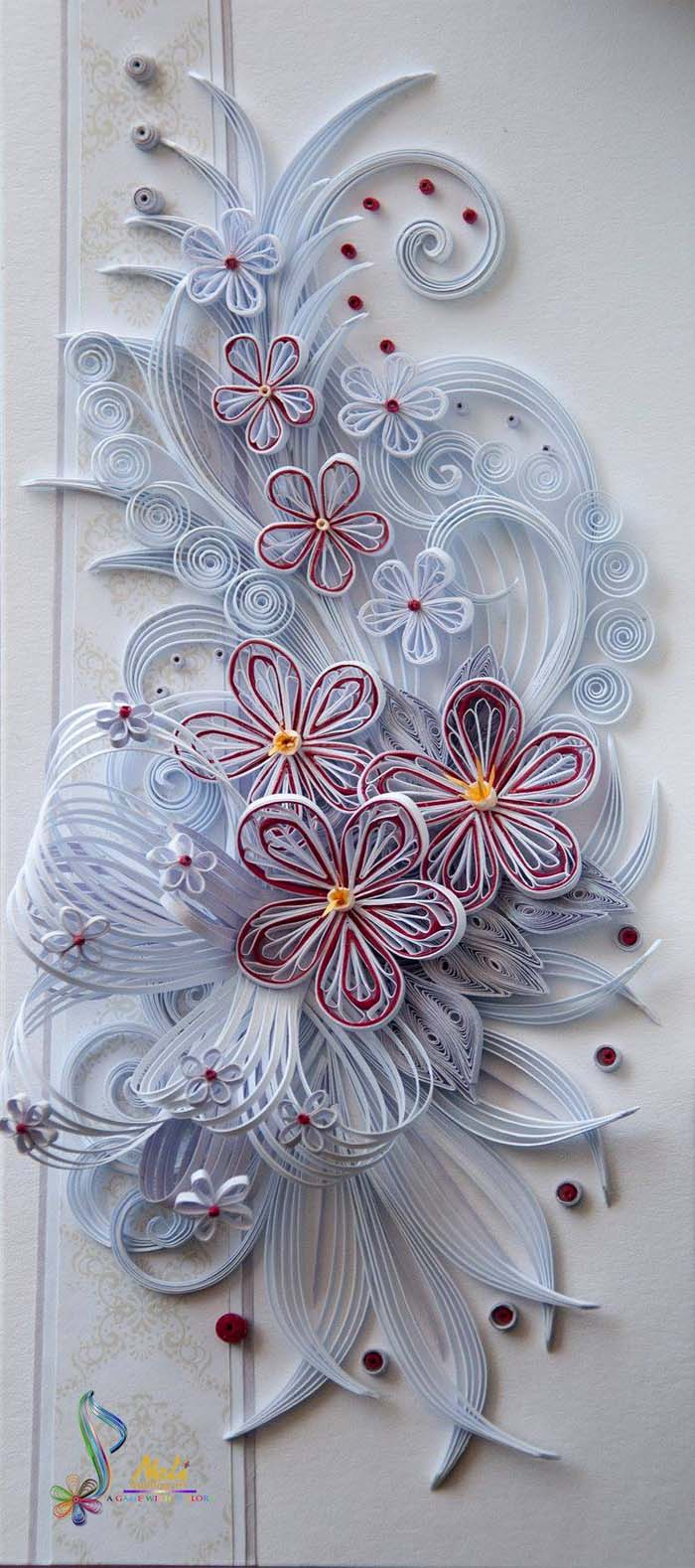 Paper Quilling Cards