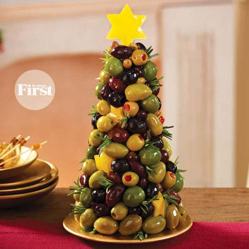 Olive Appetizer Tree