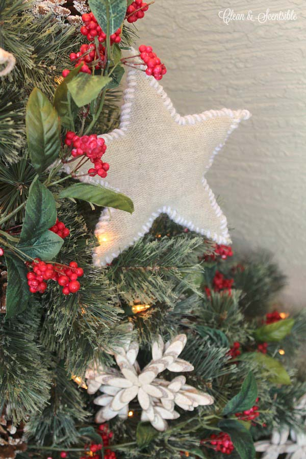 Star Sweater Ornament