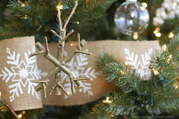 Twig Ornament