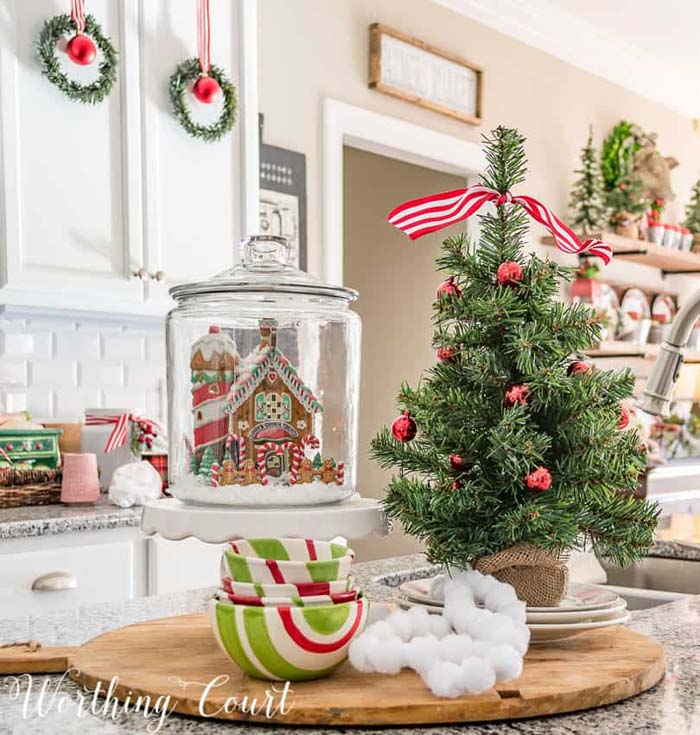 100 Best Kitchen Christmas Decorations For 2020 Decor Home Ideas