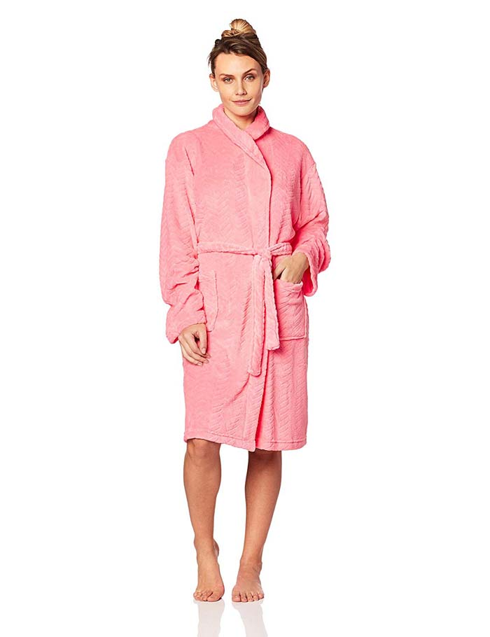 Plush Robe #valentine #gifts #girl #woman #decorhomeideas